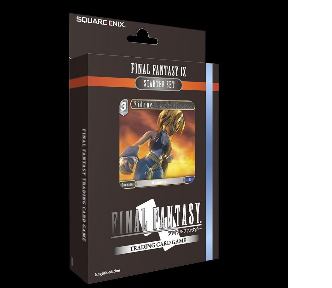 Final Fantasy 9 (IX) Starter Set : Final Fantasy Trading Card Game