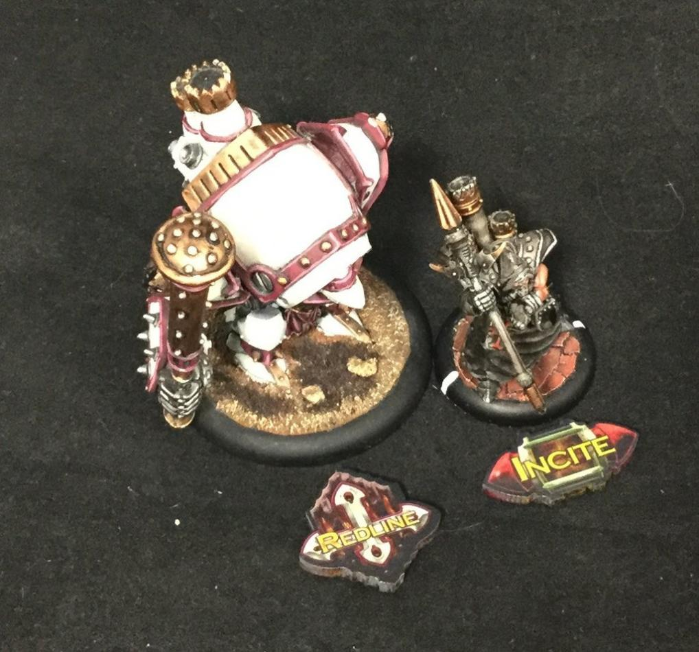 WM:  Holy Crusaders - Command book Update Pack - Color