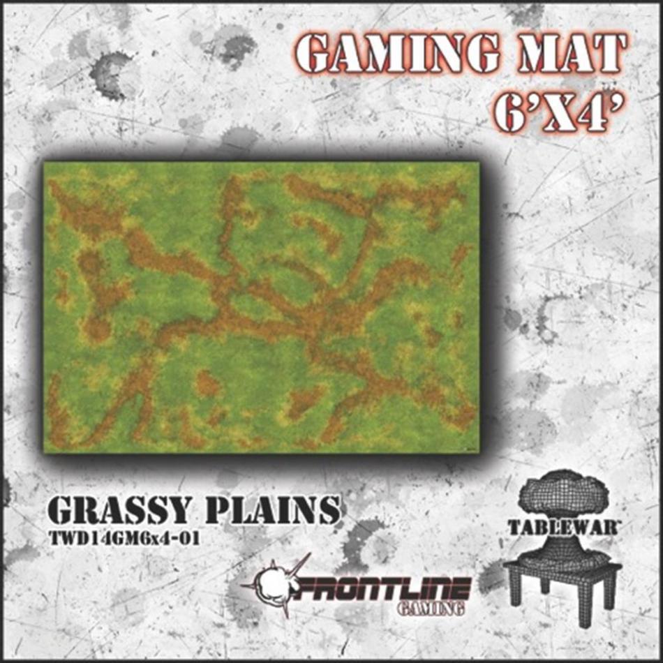 6'x4' Grassy Plains F.A.T Mat