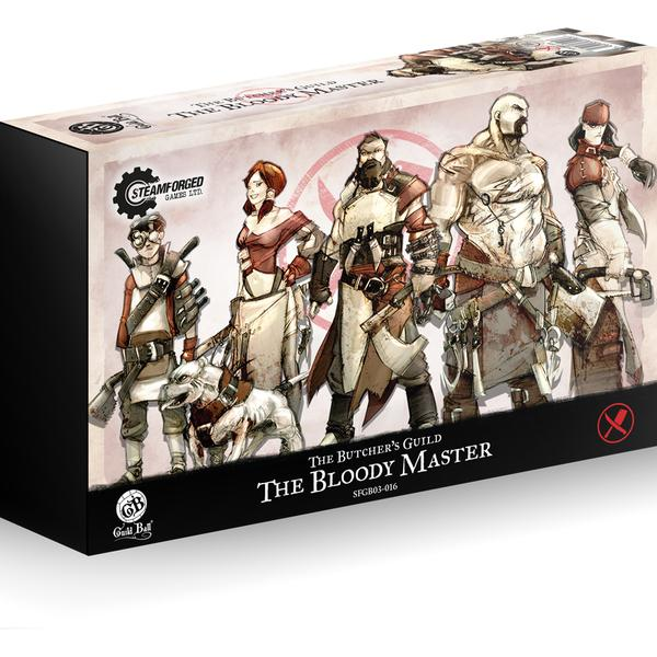 The Butcher's Guild: The Bloody Master