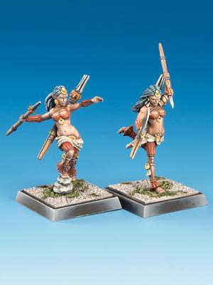 Atl-Atl (pack of 2 Amazons)
