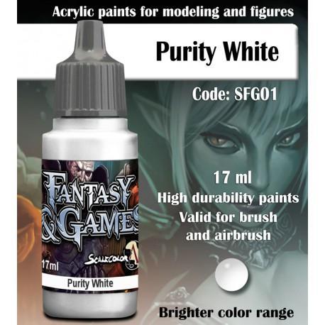 Purity White