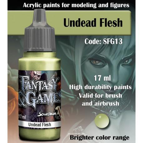 Undead Flesh