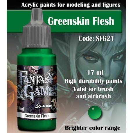 Greenskin Flesh