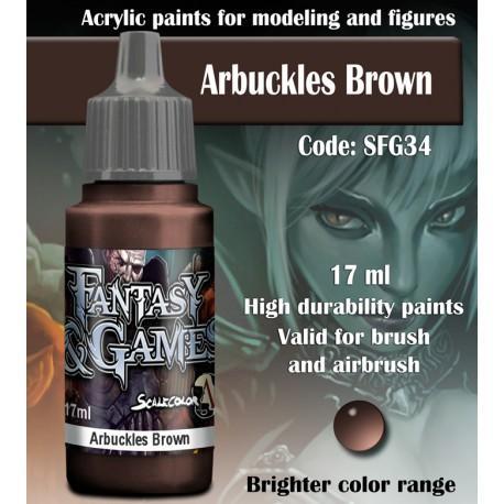 Arbuckles Brown