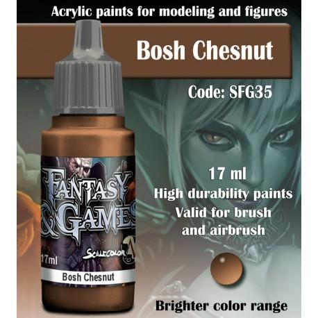 Bosh Chestnut