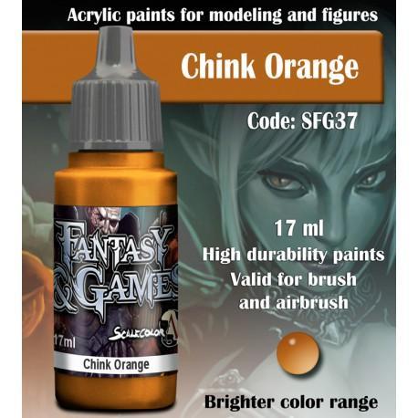 Chink Orange