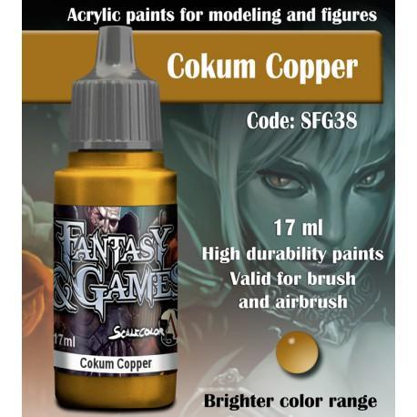Cokum Cooper