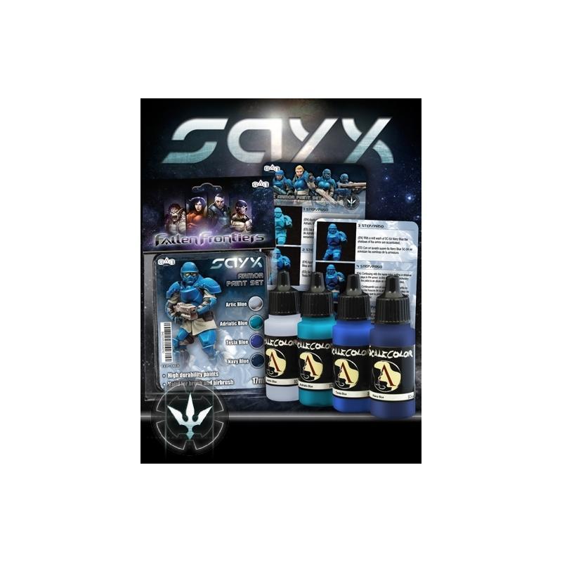 Saix Painting Set