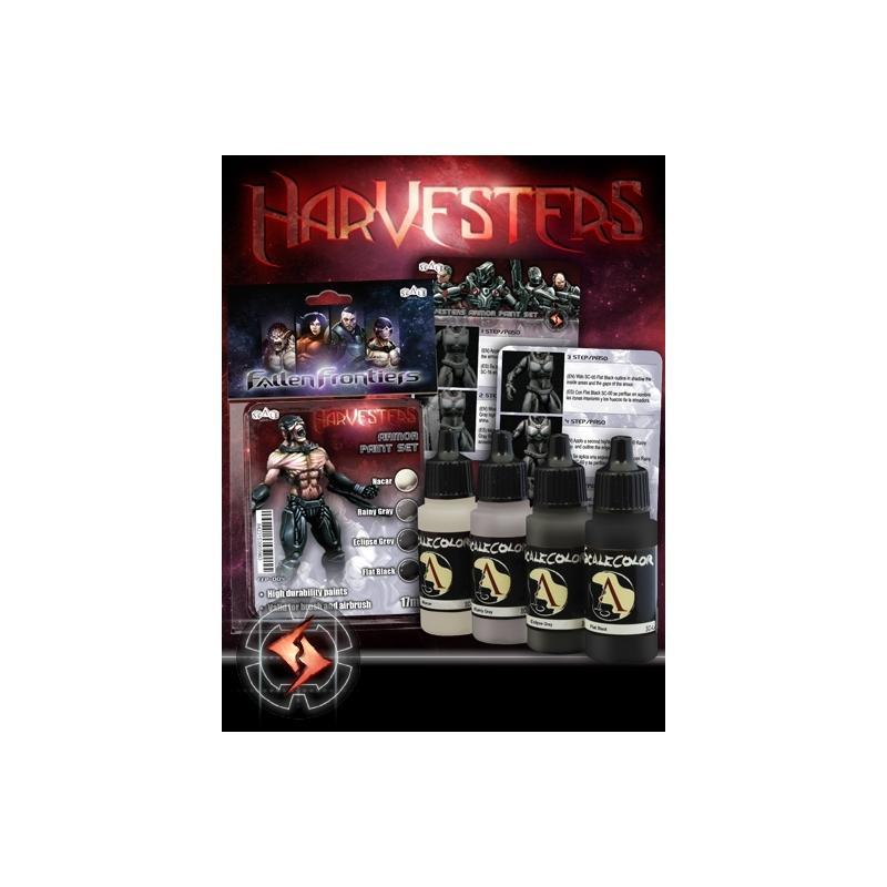 Harvester Painting set
