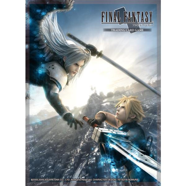 Final Fantasy VII Advent Children Sleeves