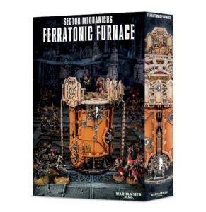 Sector Mechanicus: Ferratonic Furnace
