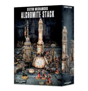 Sector Mechanicus: Alchomite Stack