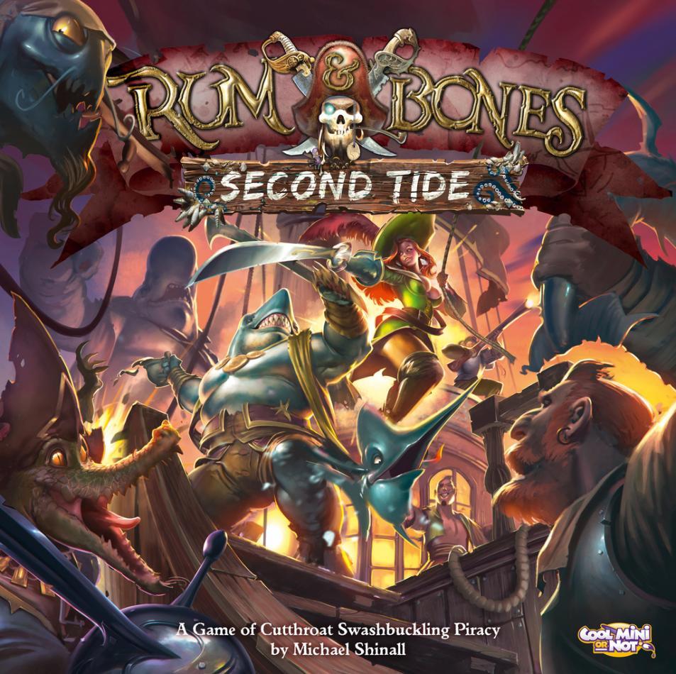 Second Tide: Rum and Bones