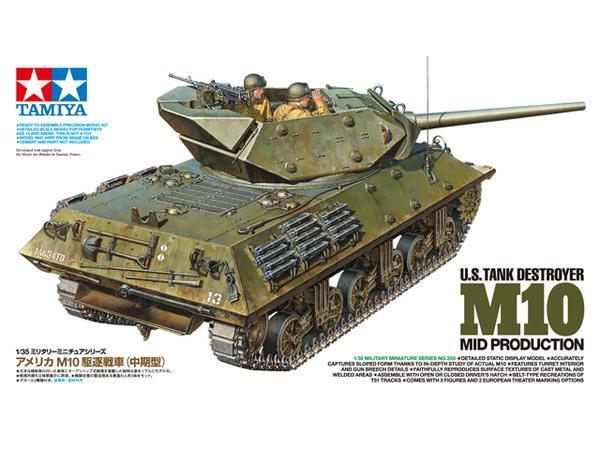 US M10 Mid Production