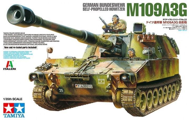 1/35 German Bundeswehr M109A3G