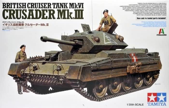 1/35 Crusader MK III