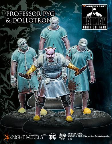 Professor Pyg And Dollotrons - Metal