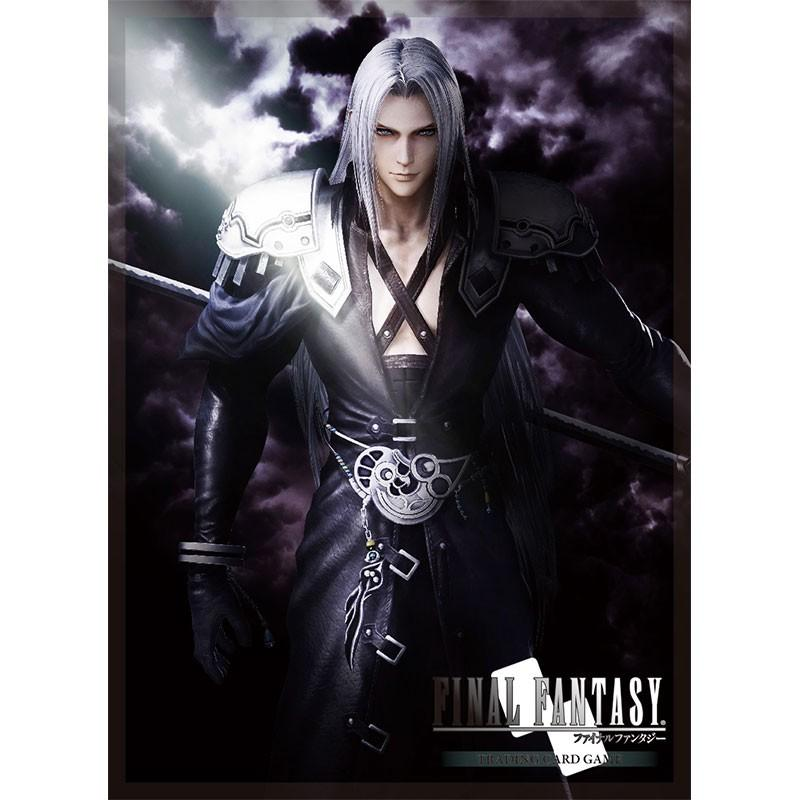 Final Fantasy TCG: FF7- Dissidia Sephiroth DPD Sleeves (60)