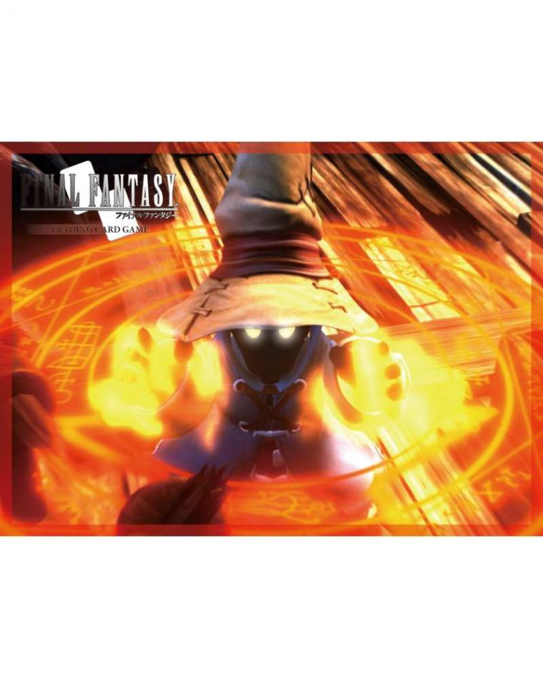 Final Fantasy 9 TCG: FF9- Vivi DPD Sleeves (60)
