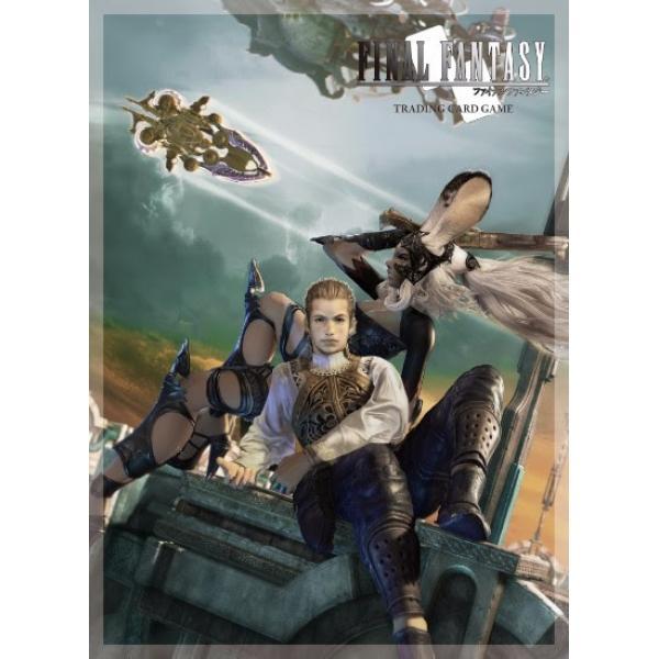 Final Fantasy 12 TCG: FF12- Fran Balthier DPD Sleeves (60)