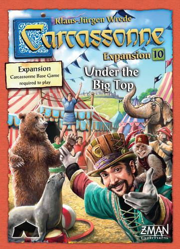 Under the Big Top: Carcassonne