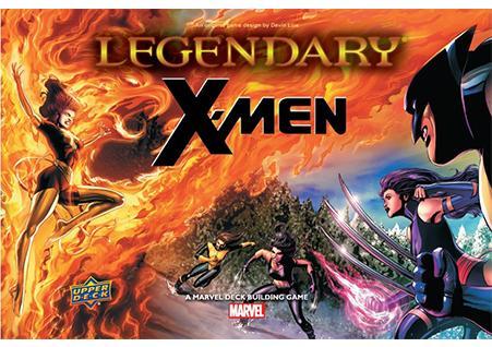 Legendary X-Men Exp.