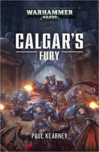 Calgar's Fury (A5 Hardback)