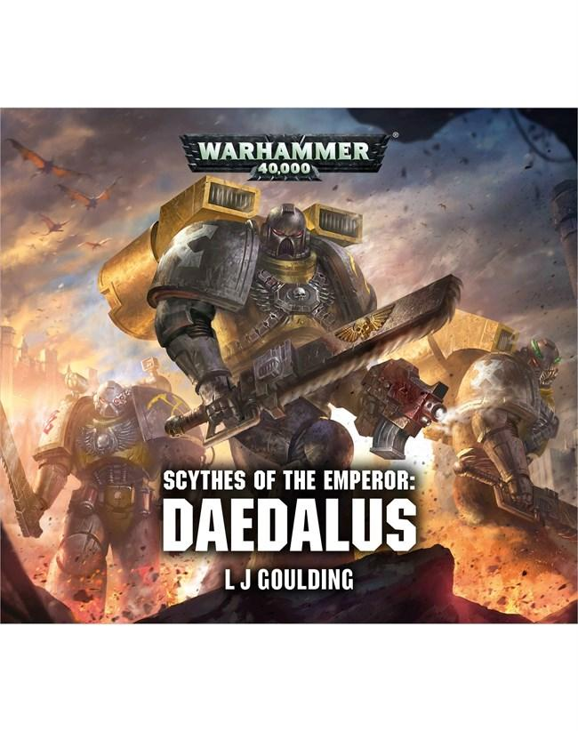 Scythes of the Emperor: Daedalus (Audiobook)