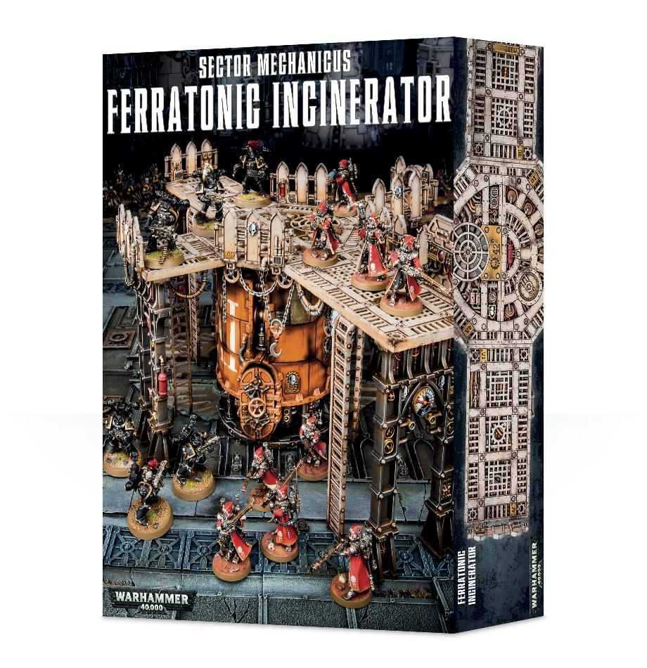 Sector Mechanicus: Ferratonic Incinerator