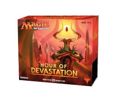 Magic: The Gathering - Hour of Devastation Bundle