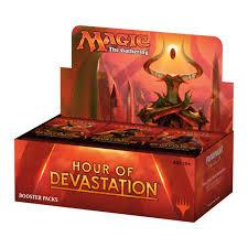 Magic: The Gathering - Hour of Devastation Booster Box
