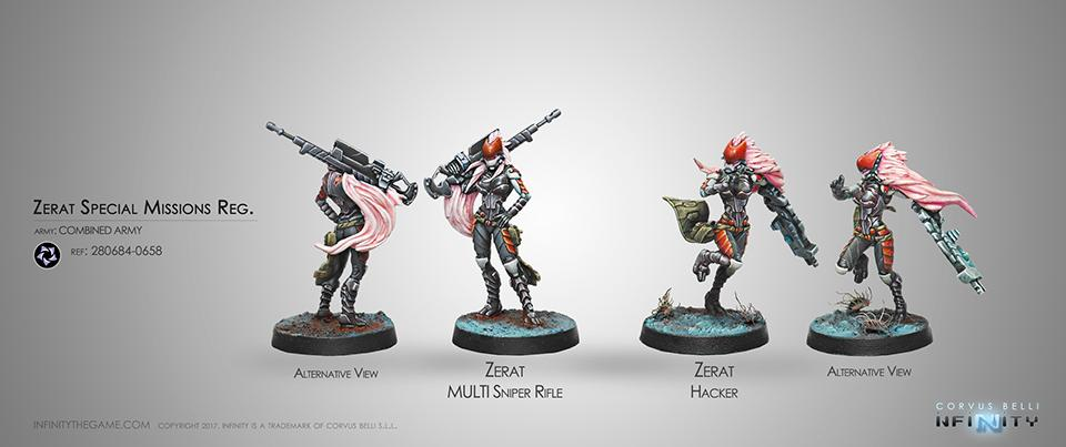 Zerat Special Missions Reg. (MULTI Sniper/Hacker) (Replaces single blisters)