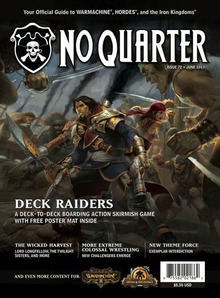 No Quarter Magazine, #72