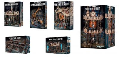 Hive Terrain Bundle