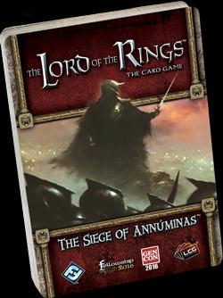 Siege of Annumninas Standalone Quest: LOTR LGC