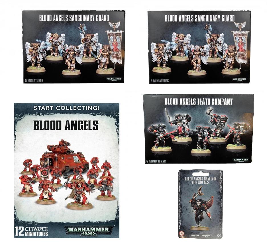 Blood Angels Starter Bundle