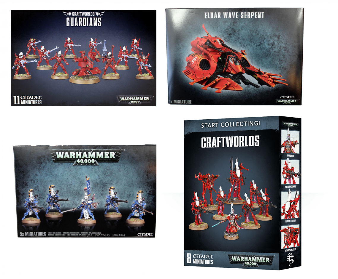 Craftworlds Starter Bundle