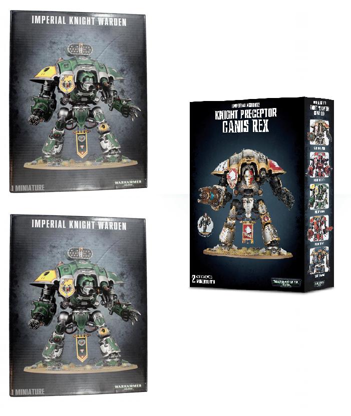 Imperial Knights Mega Bundle