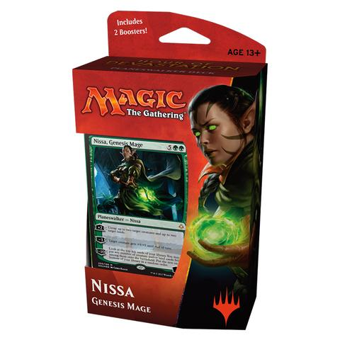 MtG Hour of Devastation Planeswalker Deck - Nissa, Genesis Mage