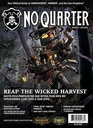 No Quarter Magazine, Issue #73