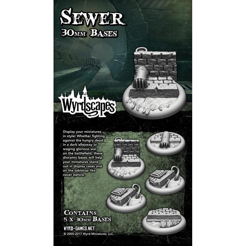 Sewer 30MM