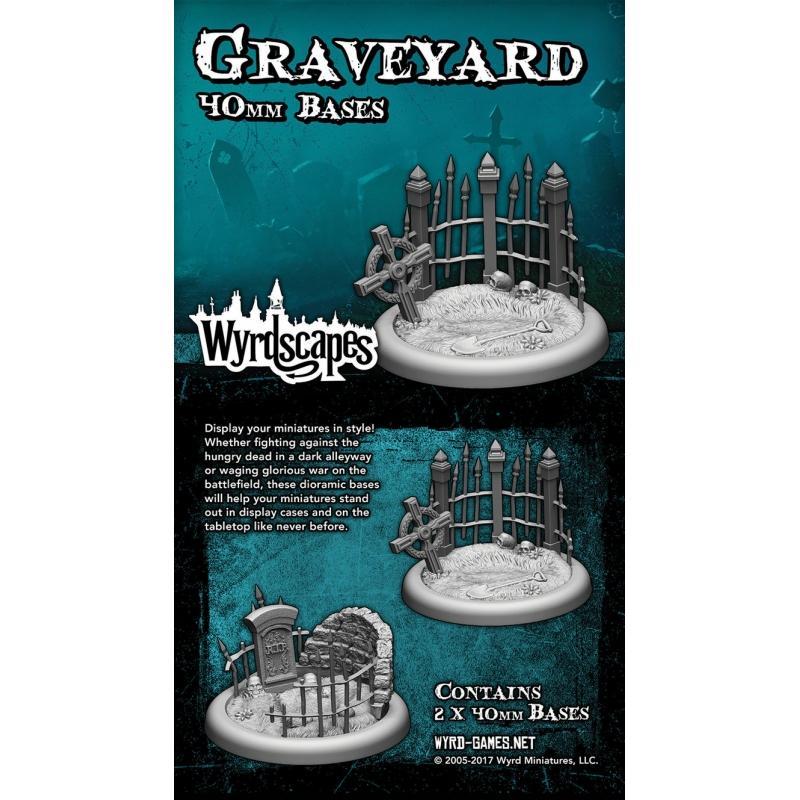 Graveyard 40MM