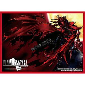 Dirge of Cerberus (Vincent) Final Fantasy 7  FFTCG  DPD Sleeves(60)