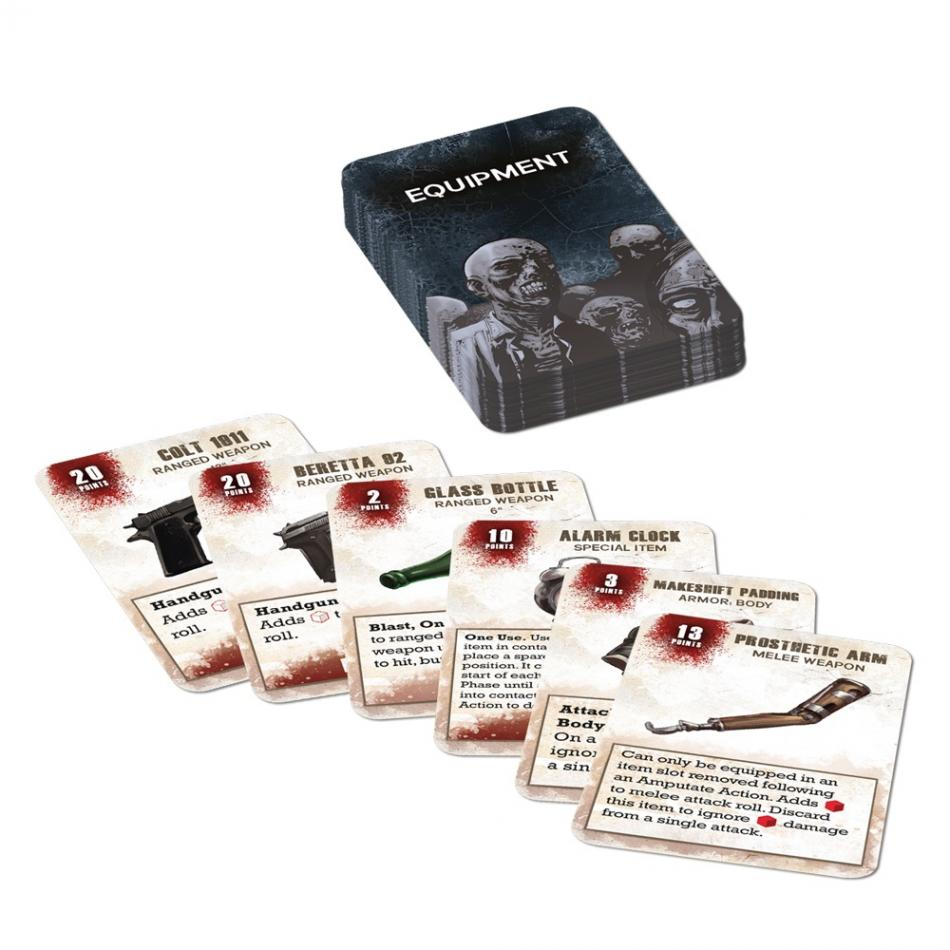 The Walking Dead Equipment Booster