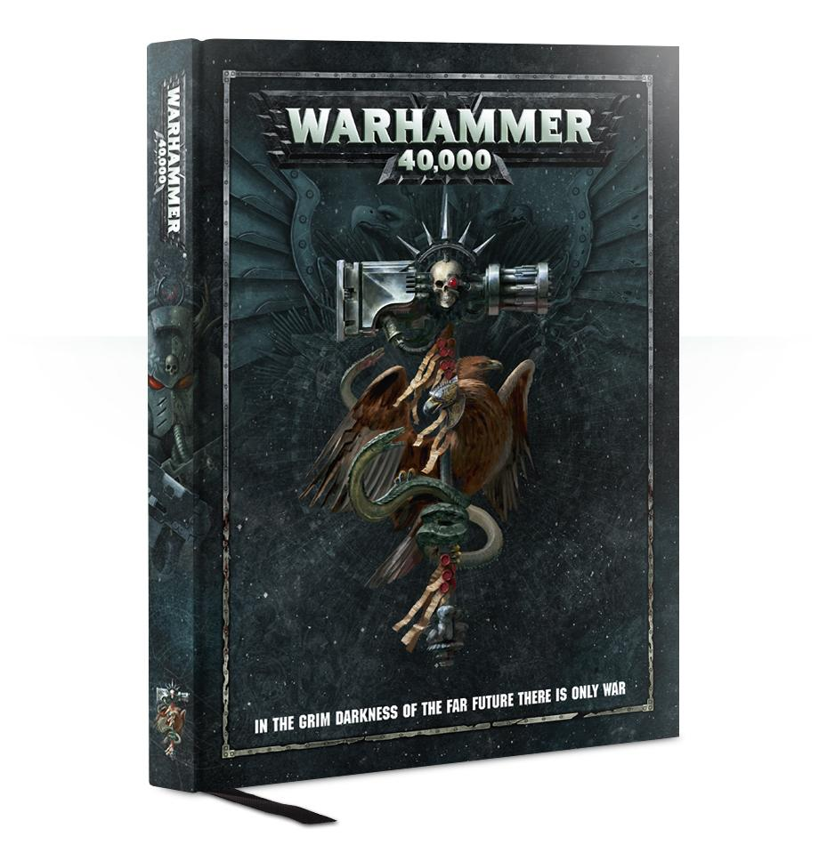 Warhammer 40,000 Rulebook (Old)