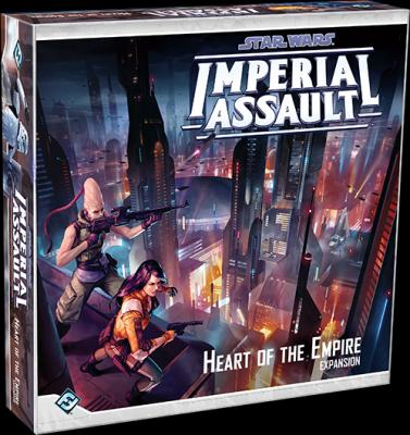 Heart of the Empire: Star Wars Imperial Assault Exp.