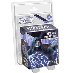 Emperor Palpatine Villian Pack: Star Wars Imperial Assault