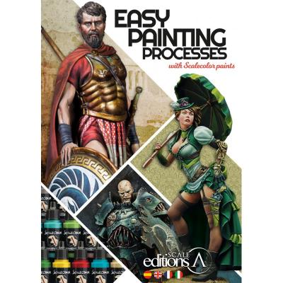 Easy Painting Processes (Scale 75)
