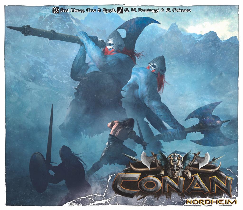 Nordheim: Conan Expansion